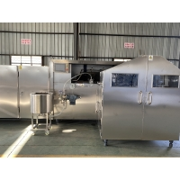 Cheap Multifunctional 3200pcs/H Ice Cream Cone Production Line for sale