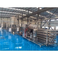Cheap ISO9001 380V 1t/H SS304 Kiwi Juice Production Line for sale