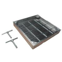 Cheap Recessed Manhole Cover Aluminum for sale