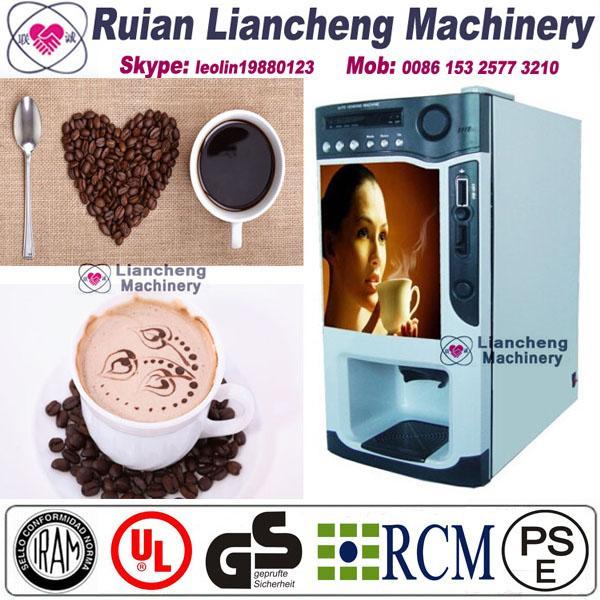 nescafe coffee vending machine price