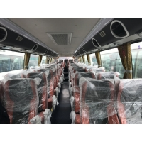 Cheap New Shenlong Coach Bus SLK6122D 47 Seats Right Hand Drive New Coatch Bus With Diesel Engine for sale