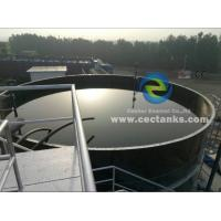 Cheap Glass-Fused-To-Steel: Industrial And Potable Water Treatment,Wastewater Treatment Tank for sale