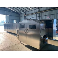 Buy cheap SD80-53X2 Energy Saving Ice Cream Cone Manufacturing Machine from wholesalers