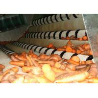 Cheap Industrial Carrot Processing Plant  / Stable Carrot Processing Equipment for sale