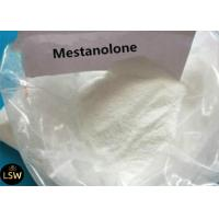 Cheap CAS 521-11-9 99% Purity White Crystalline Cutting Cycle Steroids Powder Mestanolone  For Bodybuilding for sale