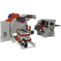 Cheap Round Sheet Metal Stamping Servo Feeder / Automatic Stud Welding Machine for sale