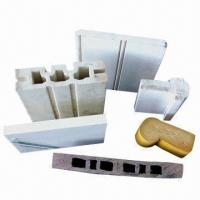 Cheap Wood Plastic WPC Extrusion Molds Tooling for sale