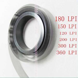 Cheap Solvent printer encoder strip Epson Seiko Konica printhead 150 180 200 300 360 LPI raster film for sale