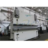China White 300 Ton Press Brake High Precision Double Hydraulic Oil Cylinders on sale