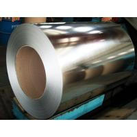 Cheap SPCC Galvanized Steel Coil With High Preciseness , 600mm - 1500mm Width for sale