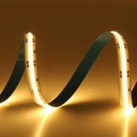 Cheap DC 24V/12V 6mm Width Flexible COB LED Strip Light 6W 2700K 3000K 4000K 6000K  dot-free for sale