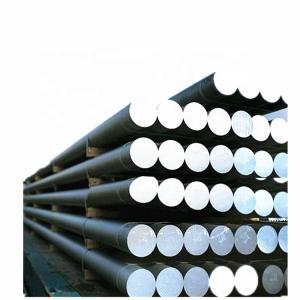 Cheap Silver Color Round Aluminium Alloy Billet 20mm  ASTM EN JIS Standard for sale