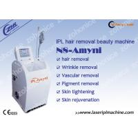 690nm / 750nm IPL Hair Removal Machines For Skin Rejuvenation