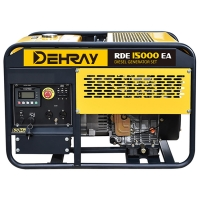 Cheap V Twin 10KVA 185kg 88x72mm Mobile Diesel Generator for sale