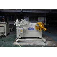 Cheap 2 in 1 Steel Plate coil Decoiling And Straightening Machine For Press Machine for sale