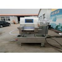 Buy cheap Adjustable Speed Meat Brine Injector Machine , 380v Industrial Meat Injector from wholesalers