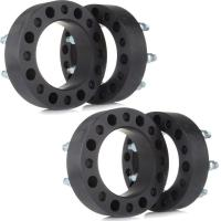 """Buy cheap 6061 T6 2"""" Black Car Wheel Spacers 8 Lug Adapter For Ford F250-F350 99-19 from wholesalers"""