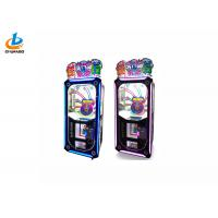 Cheap Acrylic Open The Door Children Coin Gift Toy Vending Machine Dimension L725xW895xH2280mm for sale