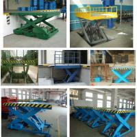 Cheap Sccisor lift table , lift table , hydraulic and manual operation ,all size color ,capacity for sale