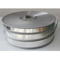 Cheap Fireproof Thin Aluminum Strips Ratio Frequency Cable Packing 70mm - 150mm Width for sale