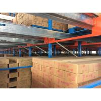 Cheap Radio Shuttle Racking System Cold Storage Racking System for sale