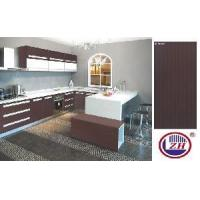 Cheap Kitchen Cabinet Door From Wooden High Glossy UV MDF Board (ZH-3953) for sale