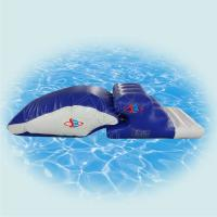 Cheap Inflatable Water Parks , UL Certification Water Slide Games , Water Park For Kids In Pool for sale
