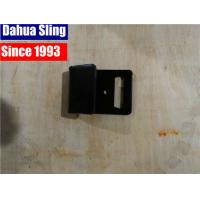 "Buy cheap Black 2"" Heavy Duty Flat Ratchet Strap Hooks 10000lbs ISO 9001 / CE from wholesalers"