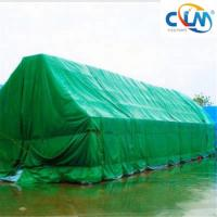 Buy cheap PVC material coated tarpaulin for goods cover/ flame retardant and mildew proof from wholesalers