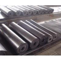 Cheap Abrasion Resistance SBR Industrial Rubber Sheet 2-12Mpa Tensile Strength for sale