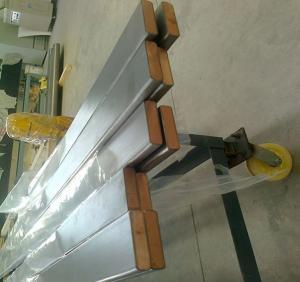 titanium clad copper square bar