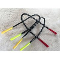 Reflective Elastic Rubber Zipper Puller Soft Silicone Ending Tips For Garment