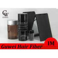 Cheap 12 Colors Plus Hair Fibers Thinning Hair Salon Used Hair Loss Fibers FDA Approved for sale