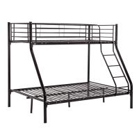 Cheap Steel Metal Pipe Bed Heavy Duty Strong Military Optional Colour For Adult for sale