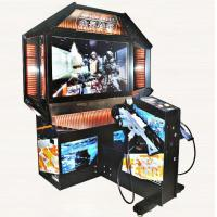 Cheap 55' LCD Arcade Multi Operation Ghost Electronic Original Simulator Indoor Shooting Games Machine for sale