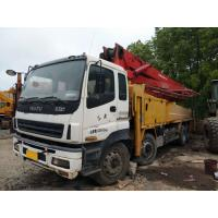 Cheap Folding Boom Second Hand Pump Truck 42m 2008 Years With Good Condition for sale