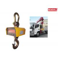 Cheap LED Heavy Load Steel Hook Digital Crane Weighing Scale For Warehouse Capacity 30 Ton for sale