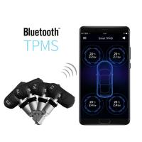 Cheap Wireless Car Tire Pressure Monitoring System , TPMS Tyre Pressure Control System for sale