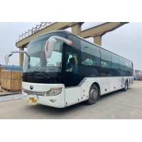 Cheap 55 Seats Used Yutong ZK6121 Bus Used Coach Bus 2014 Year NO Accident for sale