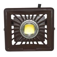 Cheap UL Listed 30 - 80w Outdoor High Power Led Flood Light Fixtures for sale