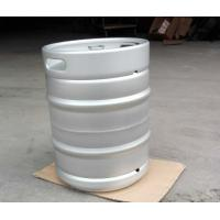 Buy cheap European Standard Draft Brewer Keg , Customized SS Beer Keg For Food And Liquid from wholesalers