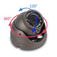 Cheap Truck Rear View Bus CCTV Camera 600TVL Horizontal Resolution With Night Vision for sale