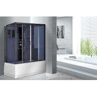 Cheap Professional 1700 X 850 Rectangular Shower Cabins , Rectangular Shower Cubicles for sale