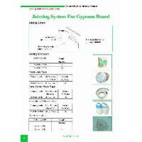 Cheap Jointing System for Gypsum Board for sale