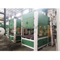 Cheap Automated Hydraulic Hot Pressing Machine For Dry Pulp Molded Products for sale