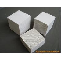 Cheap Ceramic Plate Honeycomb Furnace Refractory Bricks For Infrared Catalytic Gas Burner for sale
