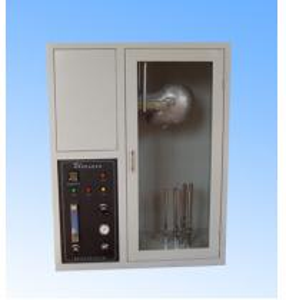 Digital Fire Test Chamber ,  Mask Resistance Flame Test Equipment  EN137