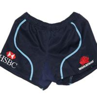 Cheap Custom Design Rugby Union Clothing / Rugby Union Shorts  Polyester Durable Fabric for sale