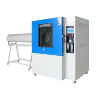 Buy cheap Ingress Protection Rain chamber IPX5 IPX6 for Water flushing test Chamber from wholesalers