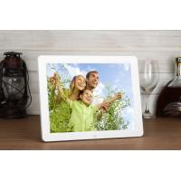 Cheap Wall Mount Advertising Display LCD Video Brochure 12 Inch HD Screen Table Stand for sale